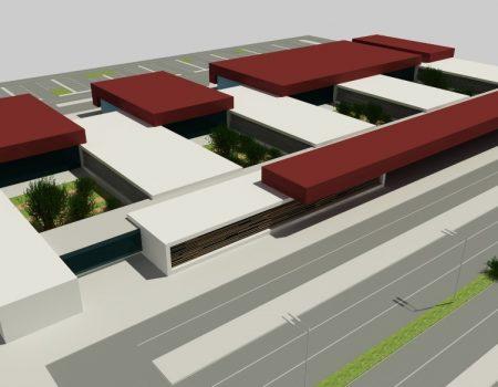 Hospital Provincial de Saurimo, Lunda Sul, Angola