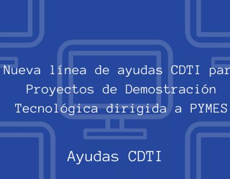 Proyectos de  Demostración Tecnológica
