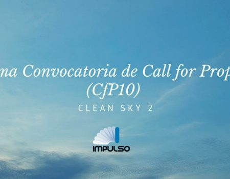 Décima Convocatoria de Call for Proposals.
