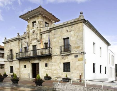Refurbishment and extension of the Colunga Town Hall