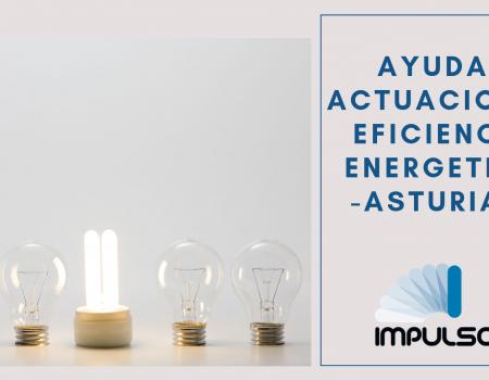 Programa de ayudas para Actuaciones de Eficiencia Energética