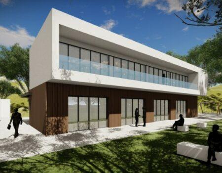 Centro experimental de Acuicultura en Tierra en Vélez-Málaga